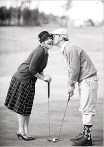 golfing-couple-argyle-and-plaid